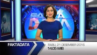 Promo Fakta Data: 21 Desember 2016