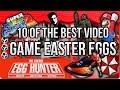 10 of the Best Gaming Easter Eggs - The Easter Egg Hunter