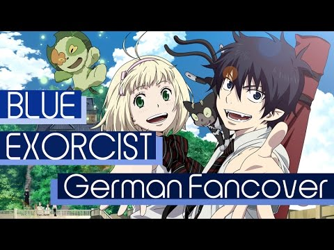 Ao no Exorcist - In My World [German Fancover]