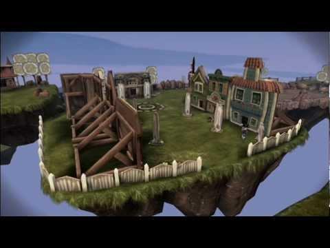 ♪♫ Wilikin Village  2D World Theme  Skylanders Giants Music