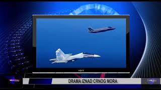 """HAOS IZNAD CRNOG MORA: Ruski """"suhoji"""" udarili na američke bombardere..."""