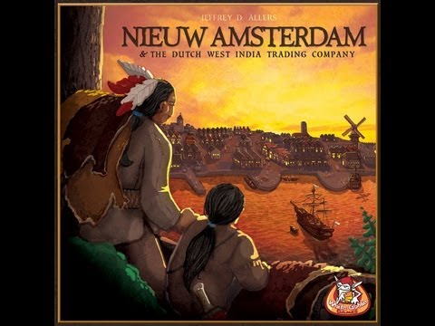 Nieuw Amsterdam Review
