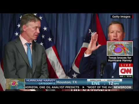 Republican John Kasich and Democrat John Hickenlooper Considering