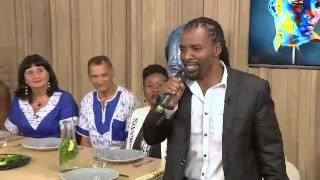 Ihhashi Elimhlophe performs on Afternoon Express | 24 Feb 2016