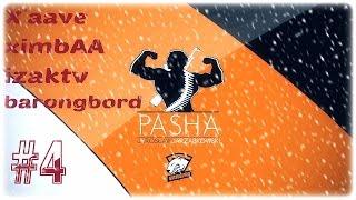 PaszaBiceps Matchmaking #4  -  X`aave,ximbAA,izaktv,barongbord  ( 2015 01 03 )