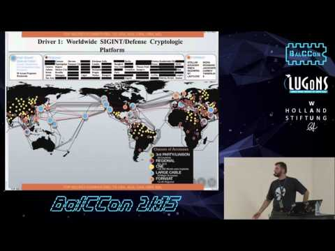 BalCCon2k15 - Sharkey - Private communications with mobile phones in the post Snowden world