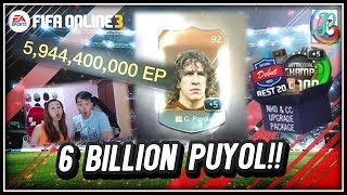 ~Whoa that Puyol!!~ NHD & CC Upgraded Package Opening - FIFA ONLINE 3