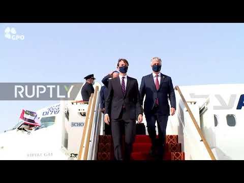 United Arab Emirates: US, Israeli delegation arrive in Abu Dhabi after 1st direct flight