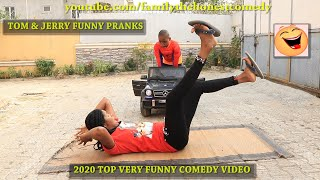TOM and JERRY PRANKS (Family The Honest Comedy) EP3