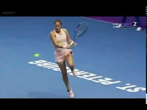 Касаткина Младенович | Daria Kasatkina vs Kristina Mladenovic | Head To Head | WTA