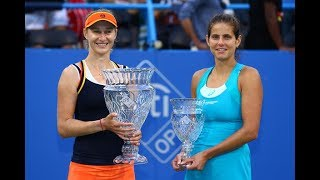 2017 Citi Open Final | Ekaterina Makarova vs Julia Goerges | WTA Highlights