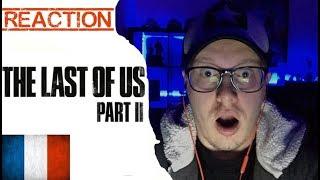 (FR) REACTION: The Last of US Part II: PARIS GAMES WEEK