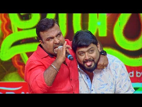 Comedy Utsavam │Flowers│Ep# 82