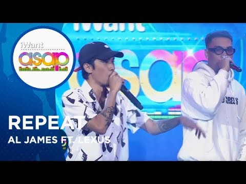 Al James ft. Lexus - Repeat | iWant ASAP Highlights