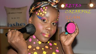 Gambar cover RETRO COLORFUL GLAM | MAKEUP BY DENNIS | BEAUTY BOOTH