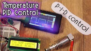 PID temperature controller DIY Arduino