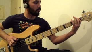 Incubus - Megalomaniac [Bass Cover]