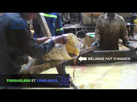 FORDIA® | Matex Sand Drill (Fr)