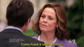 Political Animals episódio 01 - Pilot - Promo Legendado (HD)
