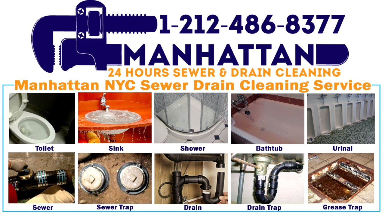 Culvert Cleaning Services : Sewer and drain cleaning service in manhattan nyc new