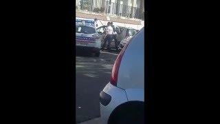 Un homme armé d'un couteau abattu par la police à Montargis