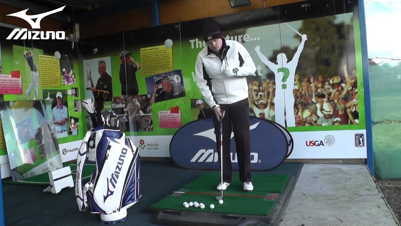 crosshanded chipping drill hdid golf academy youtube