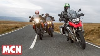 Adventure Bikes 2013 | Tests | Motorcyclenews.com