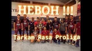 Dimas Kaula CS  (Polsek Gebog) VS Agung Seganti CS (Polsek Jati) Heboh Full Pemain Proliga 2018