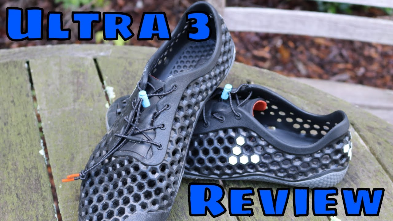 d6c4c8f17fb17 Sutton Vlog #5 - In-depth Vivobarefoot Ultra 3 Review