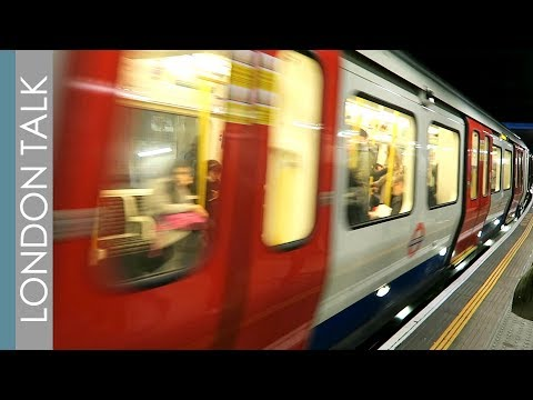 What Commuting To London is Like | That London Life