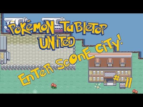 Enter Scone City! (PTU; W03E11)