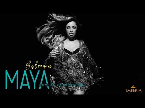 Maya Berović feat. Jala Brat & Buba Corelli - BALMAIN (OFFICIAL ARTWORK 2017)