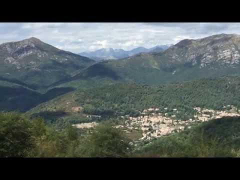 Promenade de Bastelica au Val d'Ese ! Corse du Sud - Gopro -