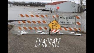 Nebraska Dam 'HighRisk' Of Failure, Nuclear Power Plant Threatened by Historic Flooding GS