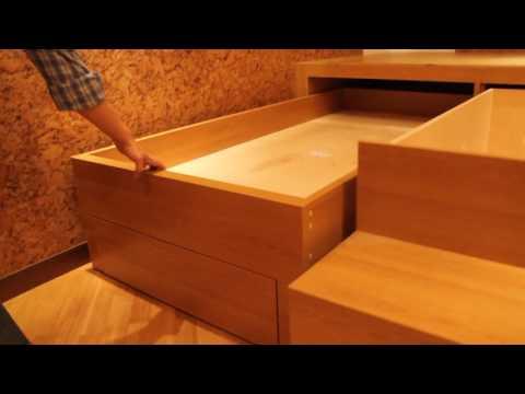 Как сделать кровать своими руками двуспальную