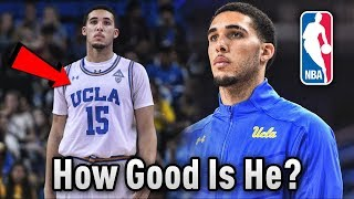 How GOOD Is LiAngelo Ball ACTUALLY? Can He Make The NBA?