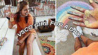 Ultimate VSCO Girl For a Day