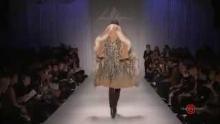 Irina Shabayeva - NYFW2010 Couture Runway Fashion Show MBFW New York