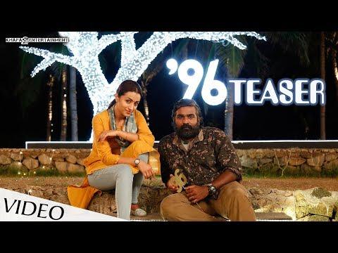 96 - Teaser   Vijay Sethupathi, Trisha Krishnan   C. Prem Kumar, Govind Menon