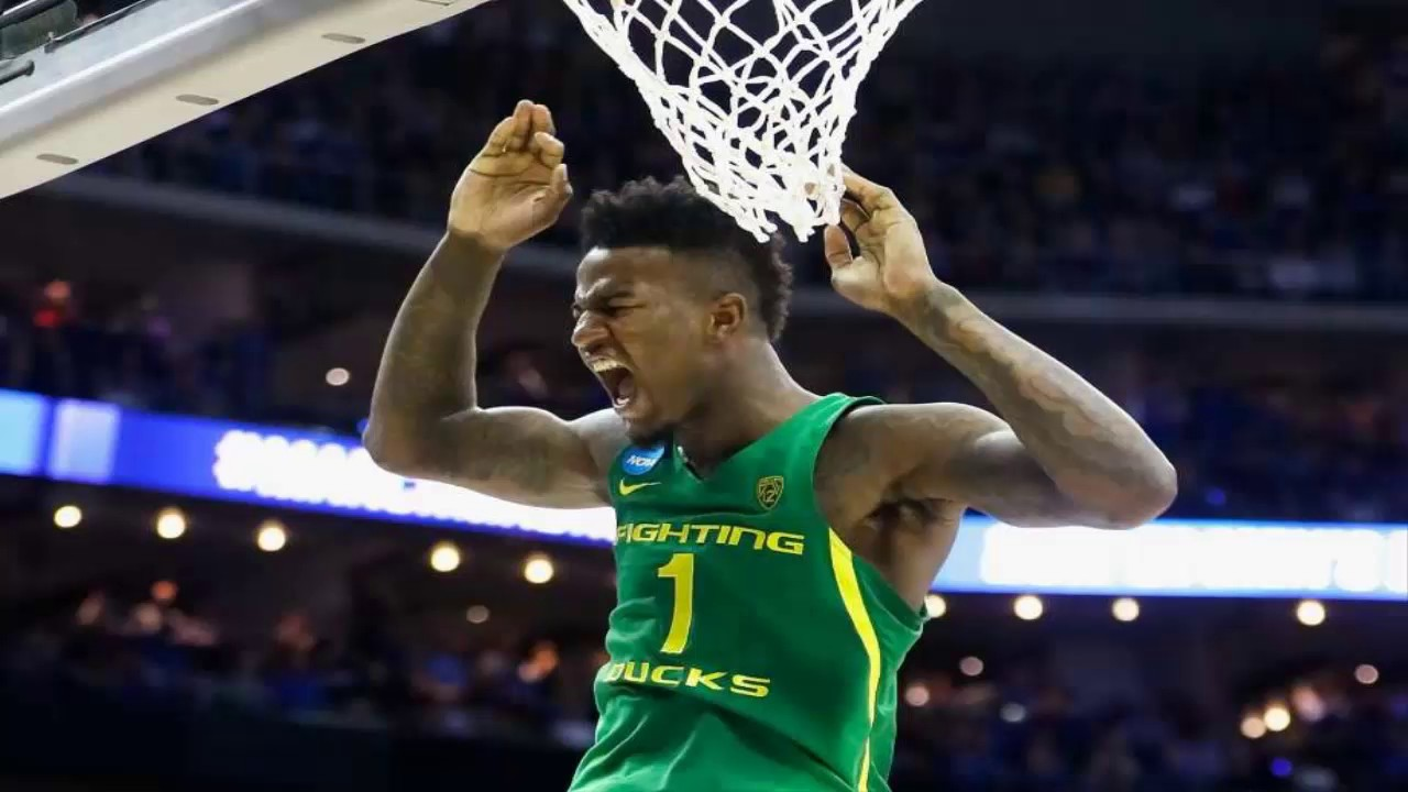 Warriors buy into 2nd round to select Oregon's Jordan Bell