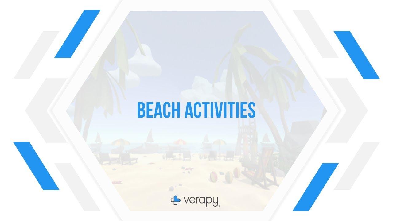 Verapy - Beach Activities