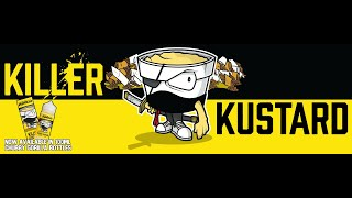 Strawberry Killer Kustard by Vapetasia | E-Liquid Vape Review + 100ml Giveaway!
