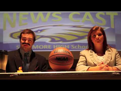 2014 Sycamore High School's Newscast Video