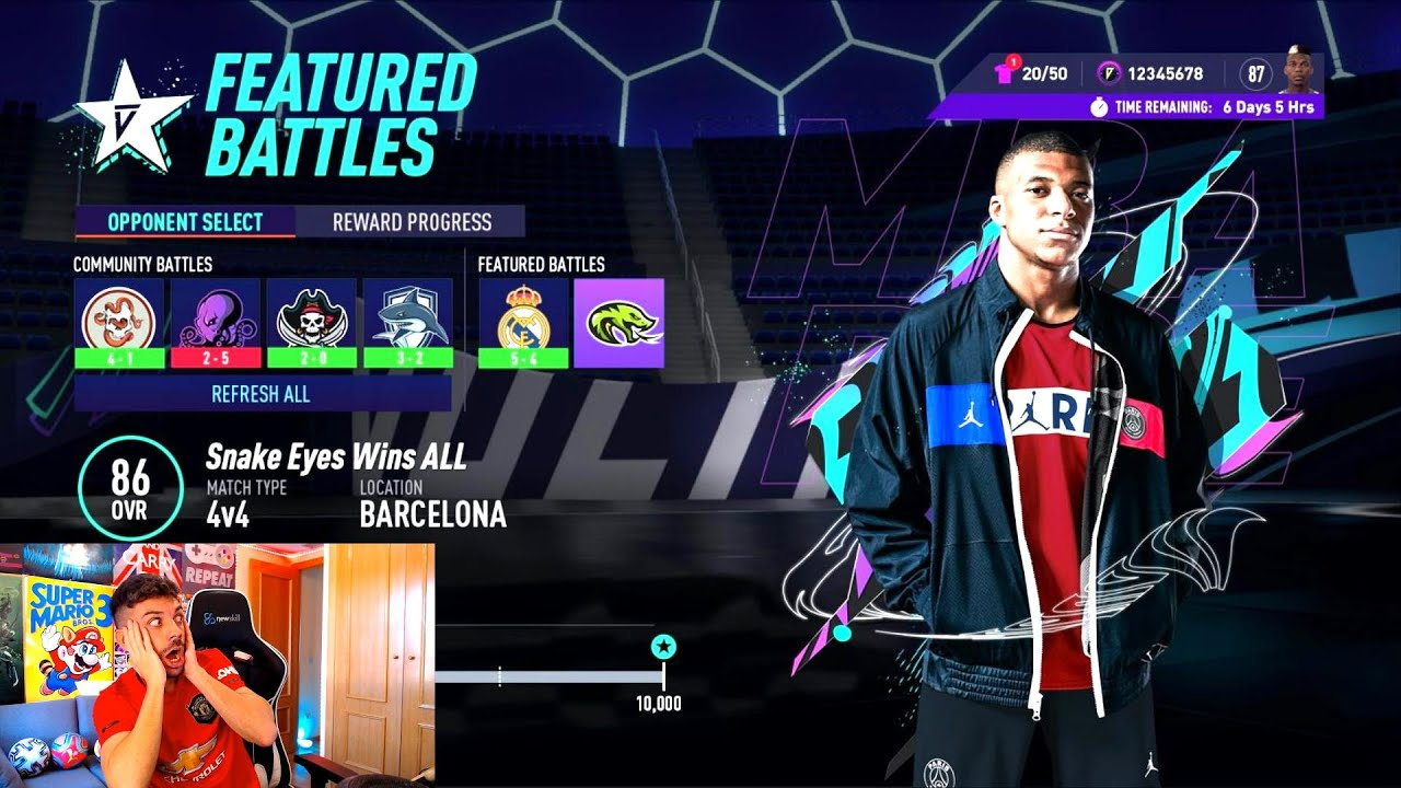 MALAS NOTICIAS SOBRE ESTO DE FIFA 21