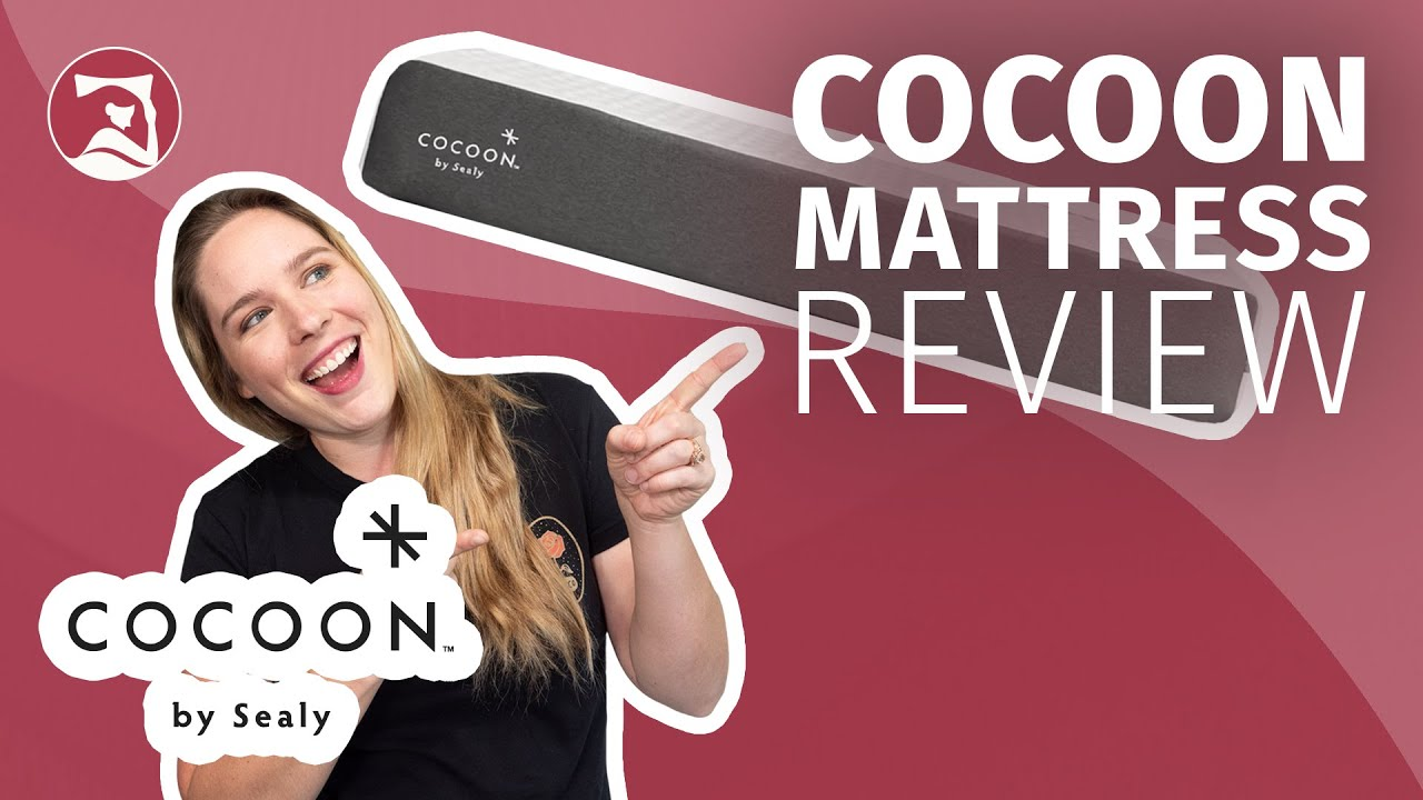 Cocoon Chill by Sealy Mattress Review - The Best Cooling Foam Mattress? (UPDATED)