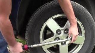 How to Torque Lug Nuts with Torque Wrench