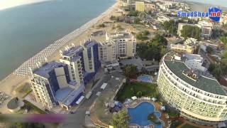 Солнечный Берег, Болгария - курорт, пляж, инфраструктура(, 2015-07-09T09:36:15.000Z)