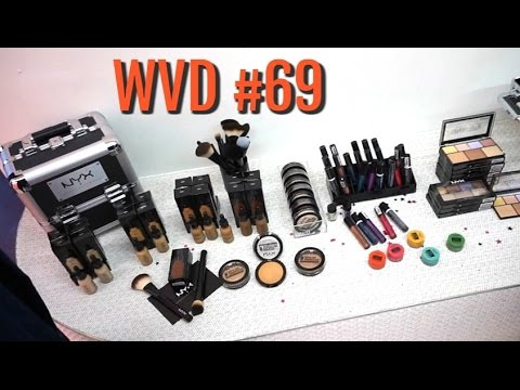 WVD #69 - NYX Bold Metals Launch
