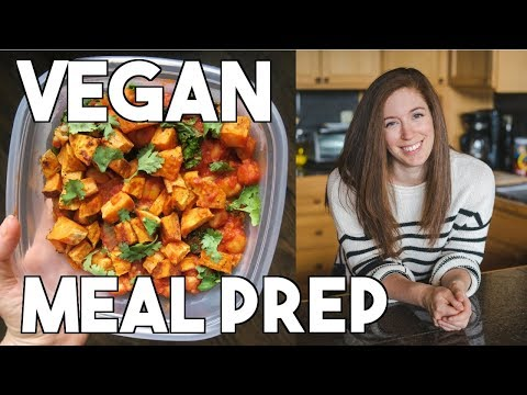 VEGAN MEAL PREP | High Protein | Gluten Free | Soy Free | By Workweek Lunch