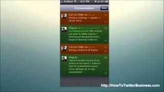 TWITTERIFIC Twitter For Business - Best Twitter Apps For iPhone 5